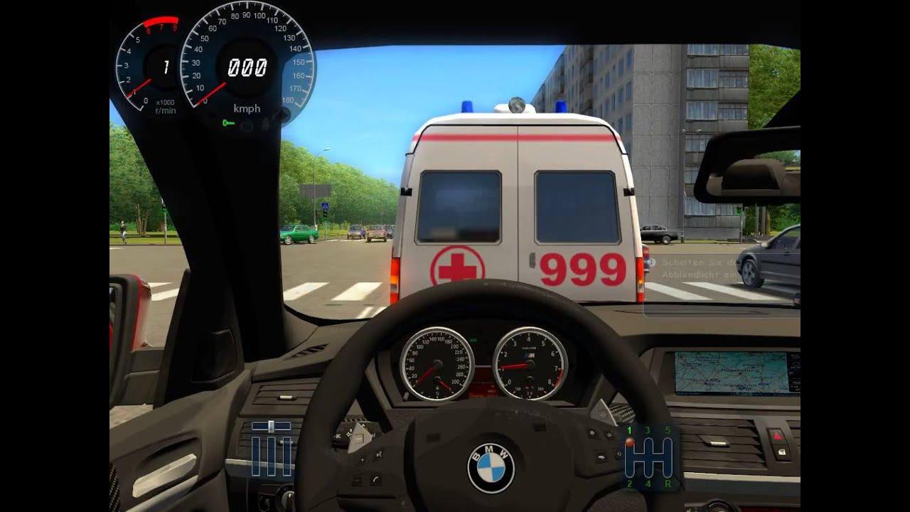 Bmw City Car Driving Simulator
