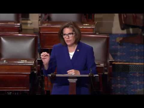 Senator Cortez Masto in Maiden Speech: Congress Must Act to Pass Commonsense Gun Safety Reforms
