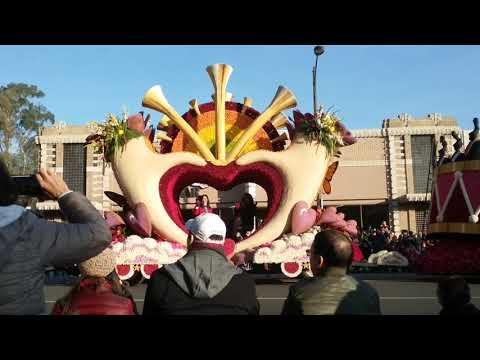 Rose Parade 2018!