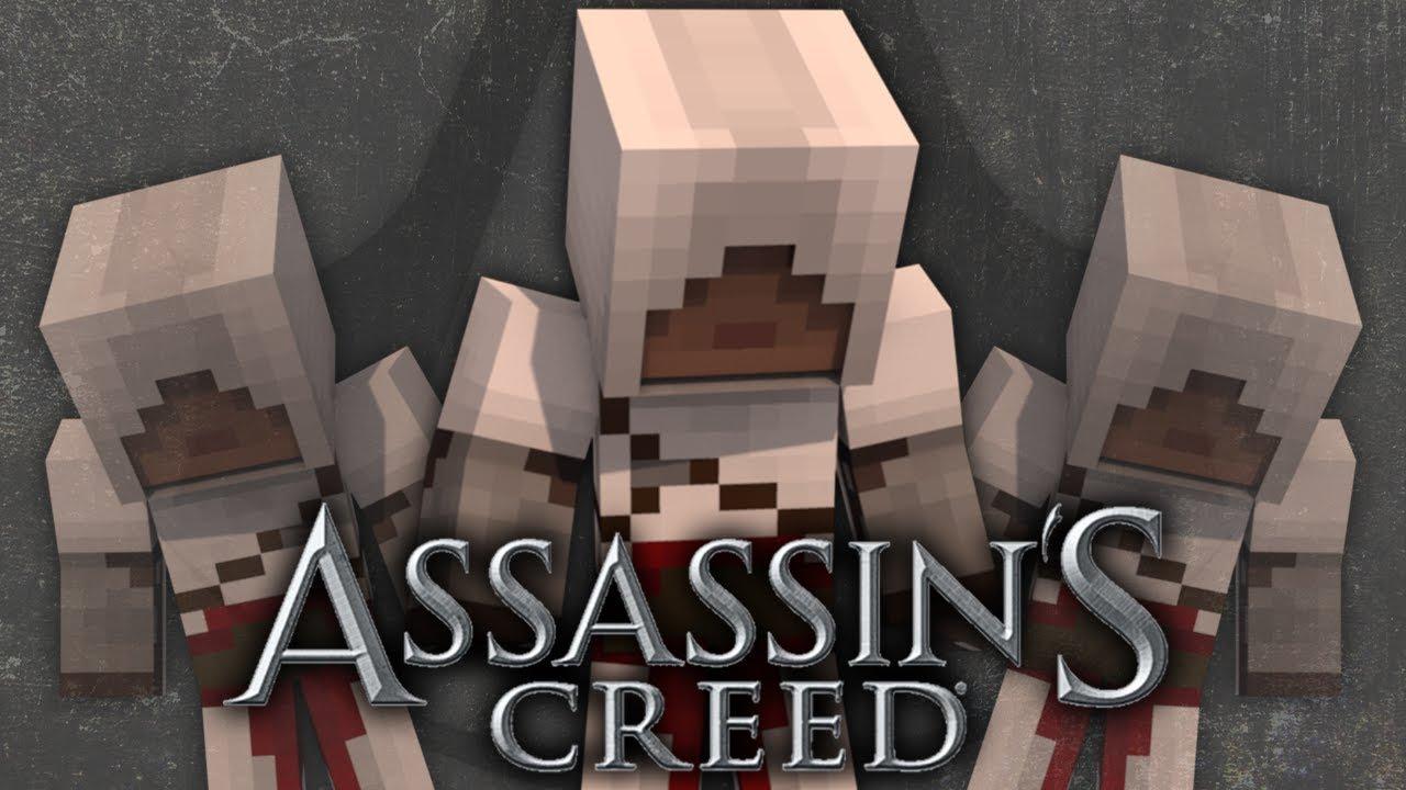 майнкрафт 17.10 обзор модов assassins creed #2