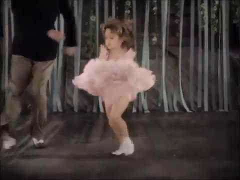 Shirley Temple Baby Take A Bow Tap Routine Short Version 1934 ▶1:12