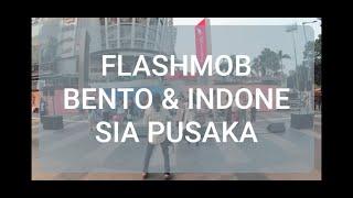Download lagu FLASHMOB VIDEO Bento & Indonesia Pusaka IMJ-AVC-Tyan siti n