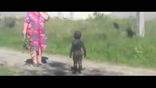 дети в грязи