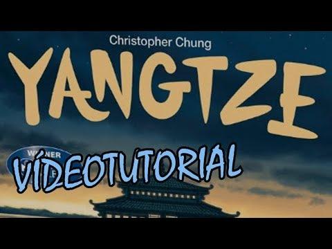 Yangtze - Juego de Mesa - Reseña/aprende a jugar