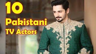 Top 10 Most Popular TV Actor of Pakistan 2019