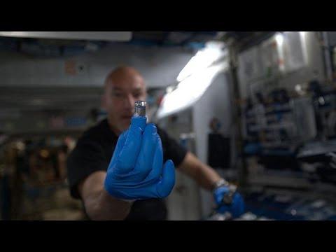 بكتيريا آكلة للحديد وطابعة للأنسجة الحية في الحلقة الخامسة من سلسلة الفضاء…  - 14:55-2019 / 8 / 23
