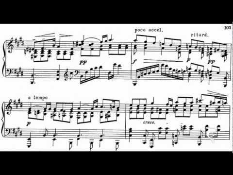 Stanchinsky: Nocturne (1907)