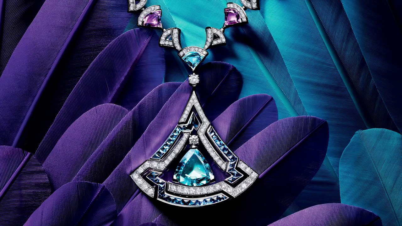 BVLGARI DIVAS  DREAM Contemporary Jewelry - YouTube c5312acbd92