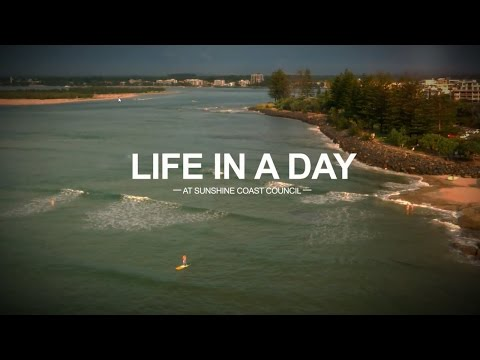 Sunshine Coast Council – Life in a Day