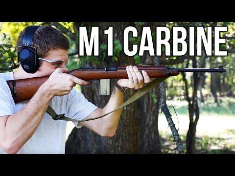 The American M1 Carbine