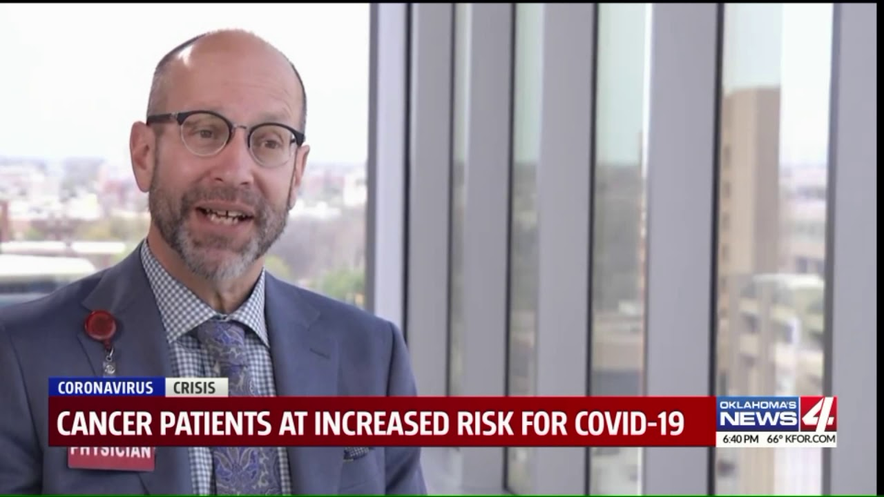 Cancer patients, survivors at increased risk for COVID-19 thumbnail
