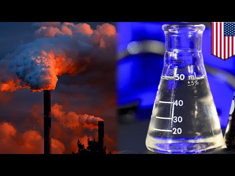Turning CO2 into oxygen: Scientists change carbon dioxide to ethanol using the sun - TomoNews