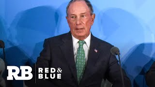 Michael Bloomberg urges Democrats to focus on battlegrounds instead of early voting states