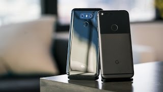 LG G6 vs Google Pixel | Camera Shootout