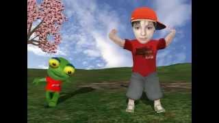 El Sapo Pepe 3D !!! - versión REMIX -