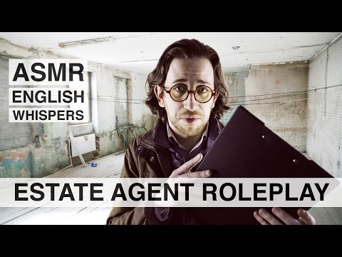 ASMR - Estate Agent Roleplay