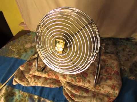 50s Emerson Seabreeze Vintage Electric Floor Fan Youtube