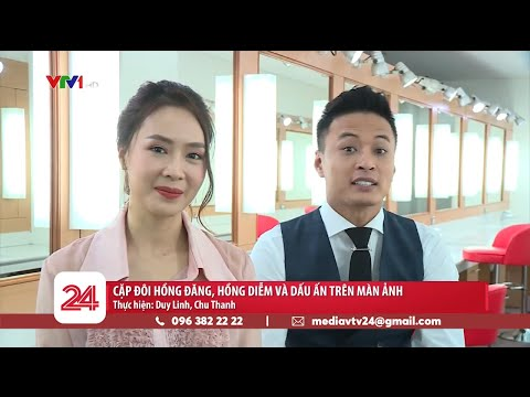 Hồng Đăng, Hồng Diễm cặp đôi vàng trên màn ảnh Việt | VTV24
