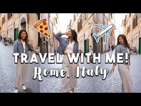 STUDYING ABROAD IN ROME!