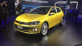 Video Volkswagen Polo 2018 1.0 TSI Highline - Live! download MP3, 3GP, MP4, WEBM, AVI, FLV April 2018