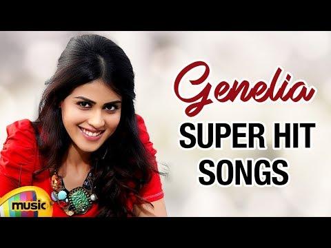 Genelia Super Hit Songs | Back to Back Video Songs | Telugu Hit Songs | Mango Music