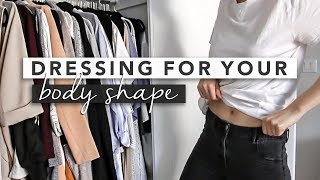 Body Shapes & How to Dress for Your Body Shape | Basics 101