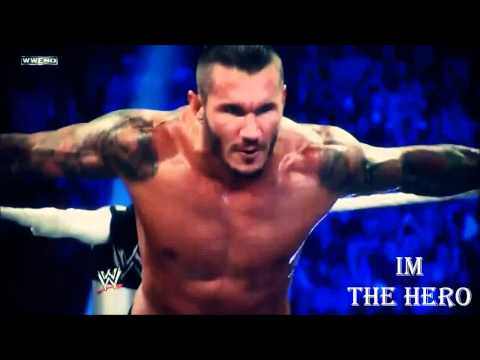 Randy Orton Tribute Monster  Skillet 2011  720p HD