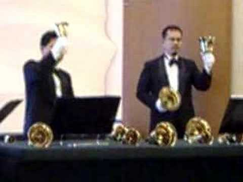 """""""Joy to the World"""" with handbells in Tokyo, Japan"""