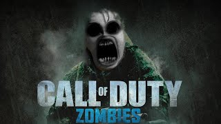 JUMPSCARE ZOMBIES - Scary Zombies Map (Call of Duty: Zombies)