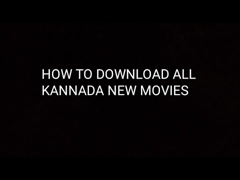 How To Download All Kannada NEW MOVIES