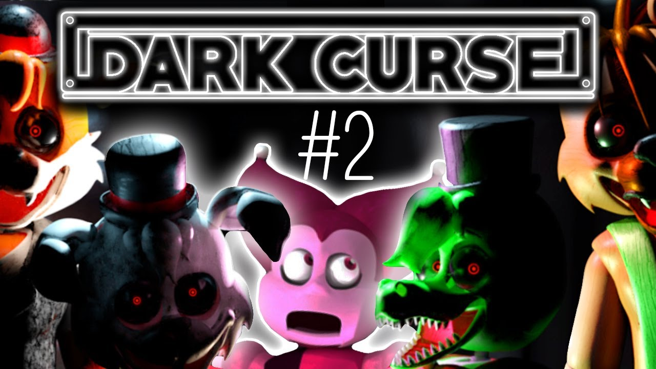 EL JUMPSCARE MÁS TERRORÍFICO | Dark Curse #2 (Final DEMO) - GG Games
