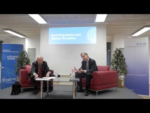 """PANEL DISCUSSION """"Bank Regulations and Market Discipline"""" (19.10.2017)"""