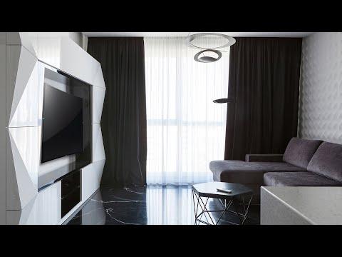 Интерьер квартиры в Одинцово