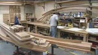 Building boats in Maine: a glimpse of Sabre Yachts