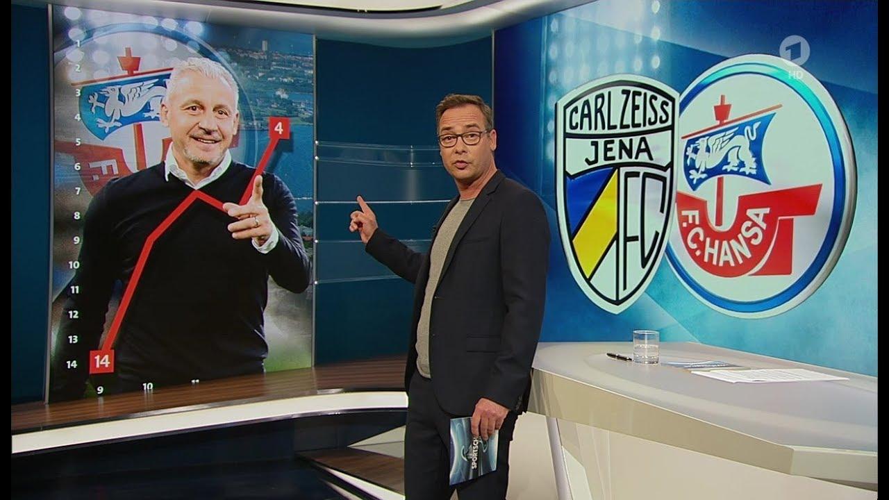 Jena Gegen Rostock