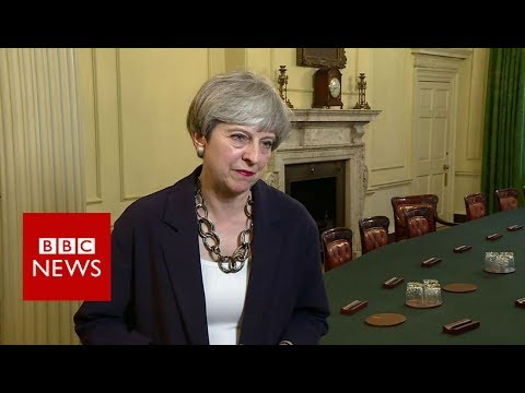 Theresa May: 'Cabinet that reflects wealth of talent' - BBC News