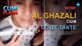 Wow! Al Ghazali Cium Tante-tante - CumiFlash 14 Februari 2017