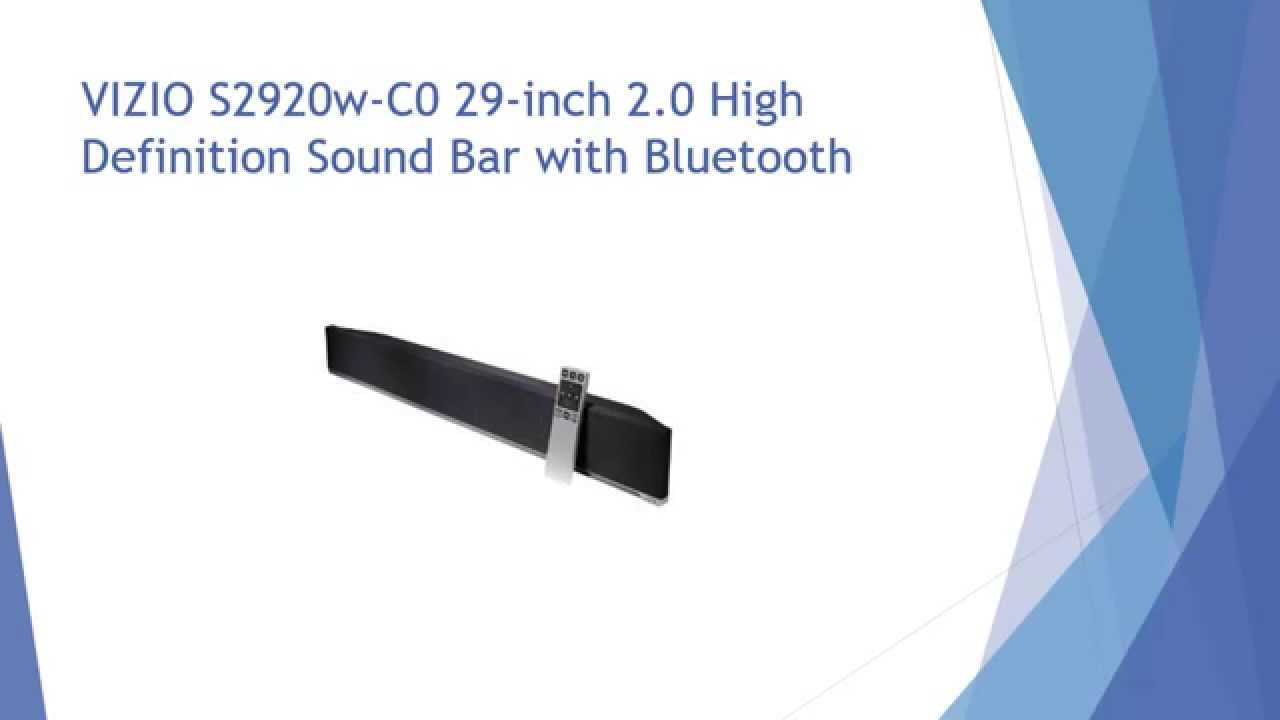 10 Best Sound Bar For Home 2015 - YouTube