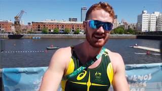 Massive crowds spur Cormac to rowing bronze