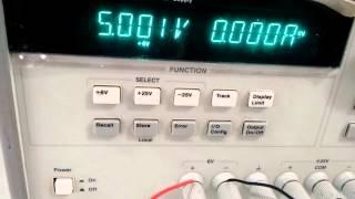 Calculating propagation delay of 7404