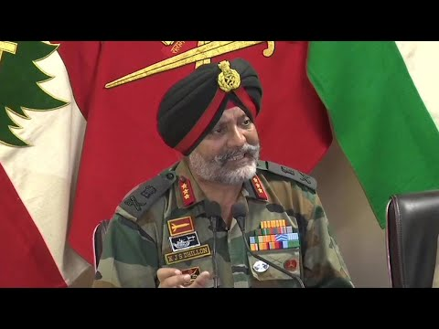 Indian Army apprehends two Pakistani LeT terrorists in Kashmir
