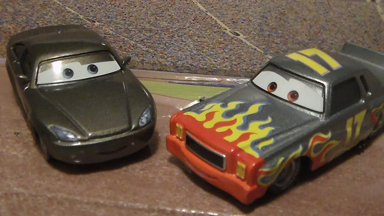 Cars Bob Cutlass Toy