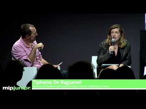 Rabbids case study, with Ubisoft, Nickelodeon & France Télévisions - MIPJunior 2014