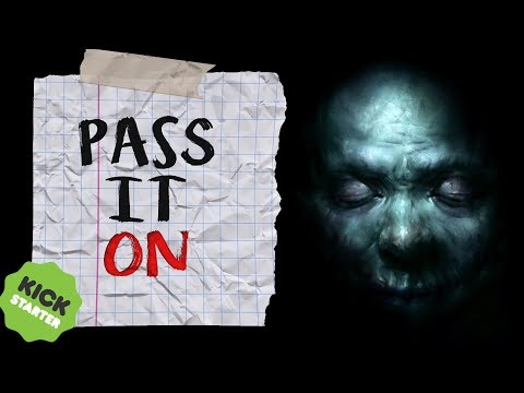 """Pass it on"" Creepypasta"