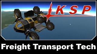 KSP Mods - Freight Transportation Technologies