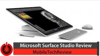 Lisa Gade reviews Surface Studio, Microsoft's first desktop compute...
