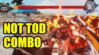 BIG DAMAGE COMBO - Guilty Gear Strive Beta Combo Compilation