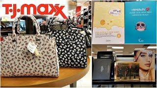 Shop With ME TJ MAXX REBECCA MINKOFF SHOES MAKEUP WALK THROUGH MARCH 2018