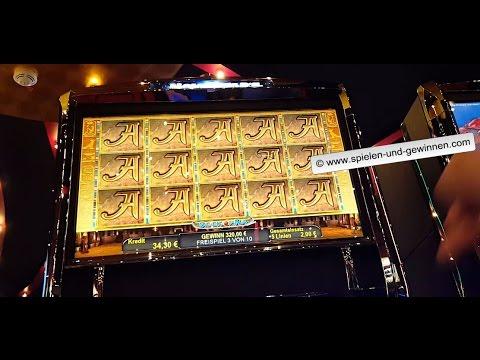 Spielbank 3 Automaten, 20 Euro Investition