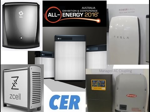Latest solar hybrid battery storage systems and inverters -